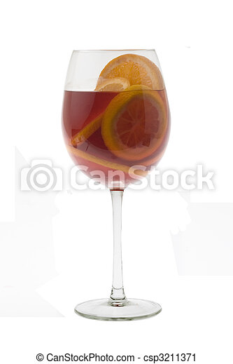 Red Wine Sangria - csp3211371