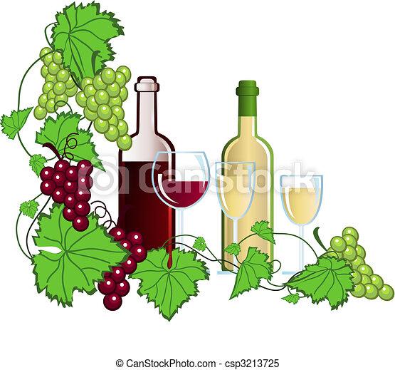 Wine - csp3213725