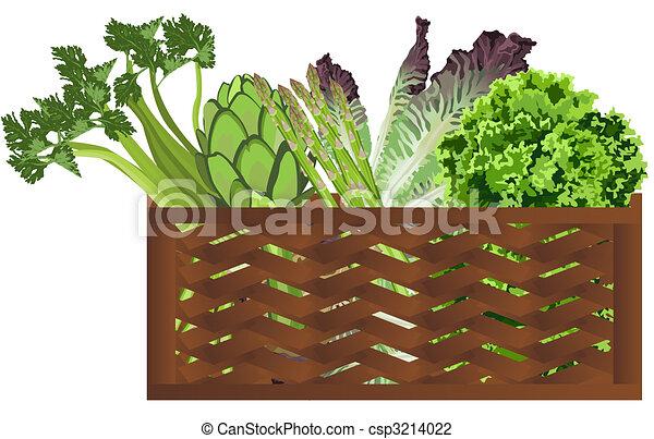 Vegetables - csp3214022