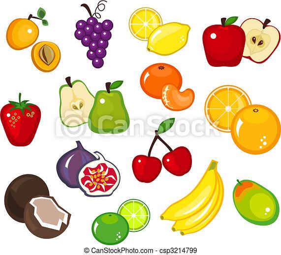 Fruits - csp3214799