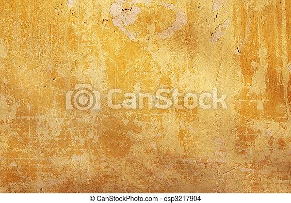 Texture of stucco - csp3217904