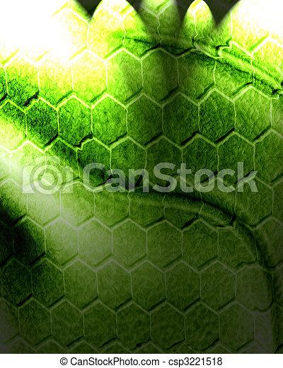 reptile skin - csp3221518