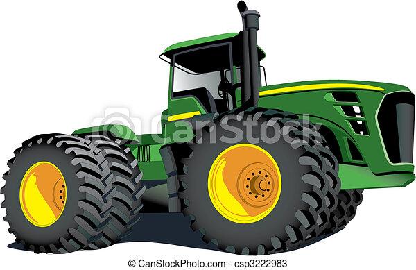 tractor - csp3222983