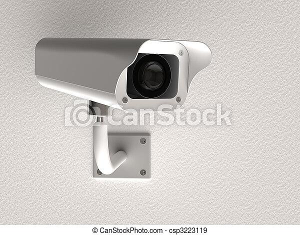 Surveillance camera - csp3223119