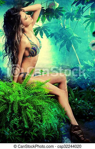 rain forest - csp32244020