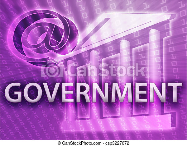 Government Illustration - csp3227672