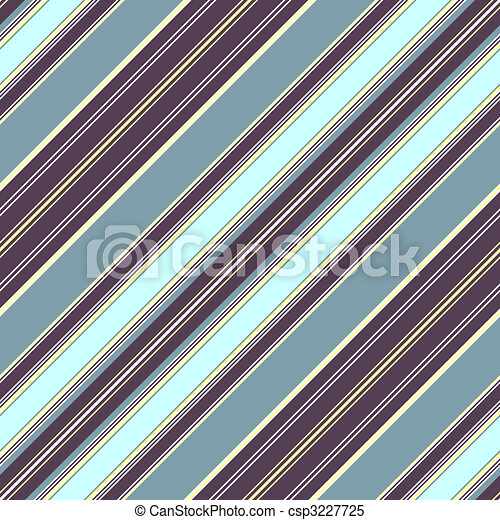 Diagonal striped pattern - csp3227725
