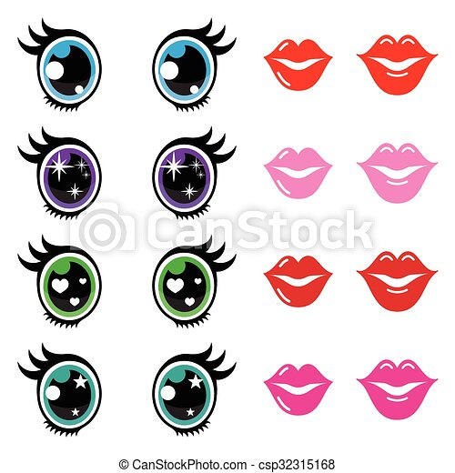 A Shivering Girl With High Fever likewise Kawaii Cute Eyes And Lips Icons Set 32315168 likewise An Australian Shepherd Taking A Break likewise Eating Girl 3455945 additionally Draw A Mom. on cartoon mouth white