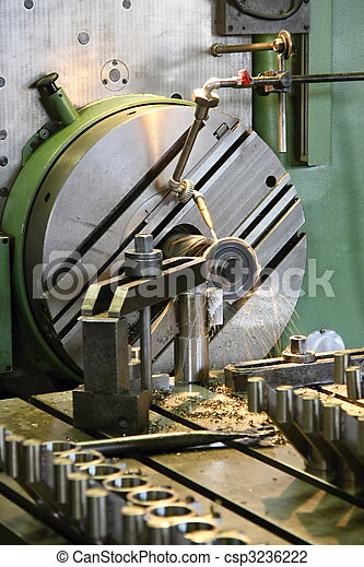 Horizontal milling machine - csp3236222