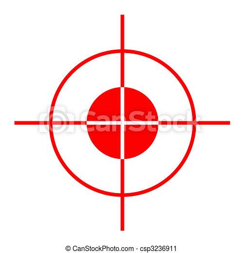 Gun sight - csp3236911