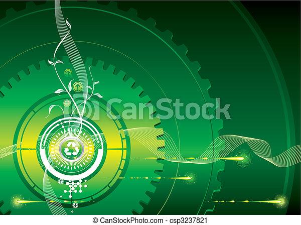 Go-Green - csp3237821