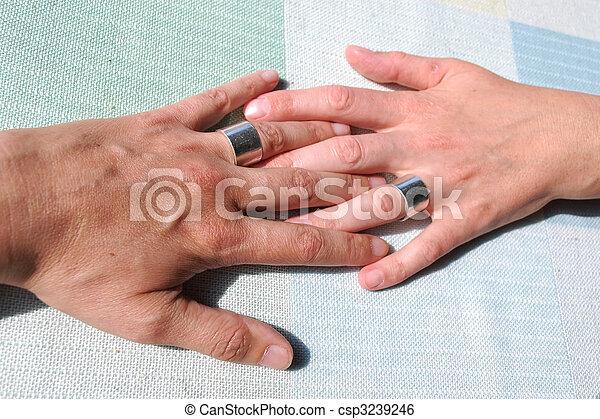 gay couple - csp3239246