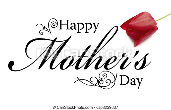 Mother's Day Card - csp3239887