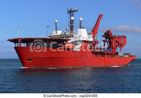 Offshore Vessel D1 - csp3241055