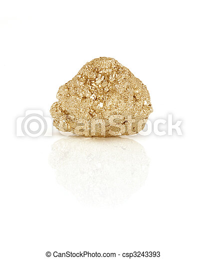 Gold nugget - csp3243393