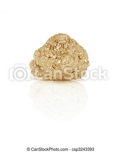 Gold nugget - csp3243393