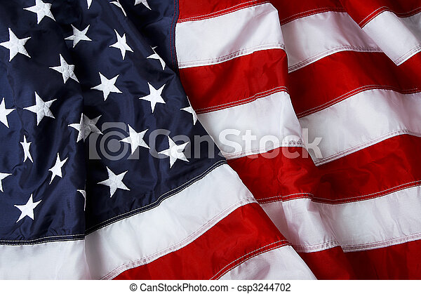 Stars and stripes - csp3244702