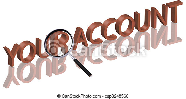 your account search - csp3248560