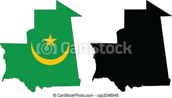 mauritania - csp3248945