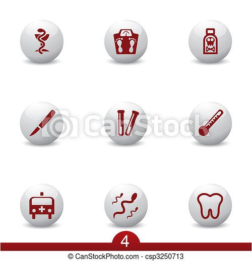 Medical icons..no.1 - csp3250713