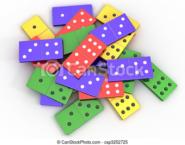 Domino Stock Illustration Images. 1,668 Domino illustrations ...