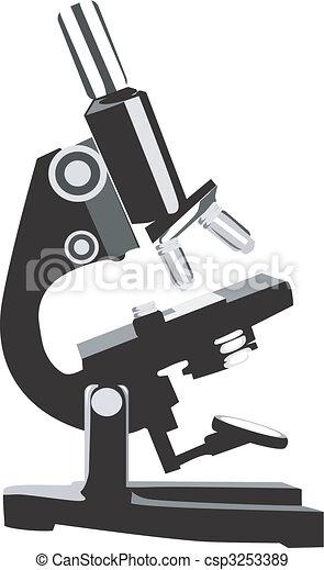 microscope - csp3253389