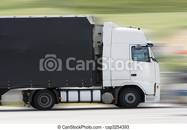 transportation truck - csp3254393