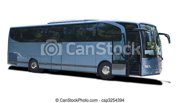 autobús, transporte - csp3254394
