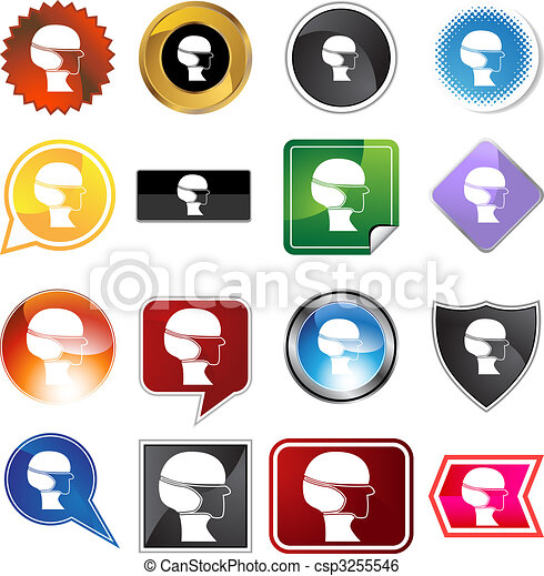 Surgical mask Illustrations and Clipart. 753 Surgical mask royalty ...