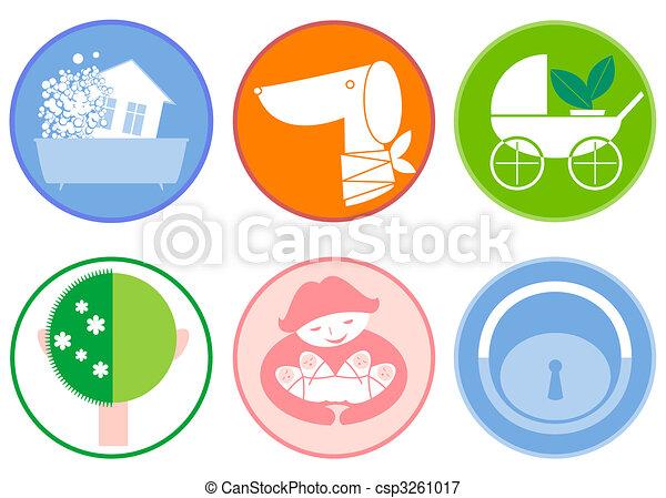 Domestic service - csp3261017
