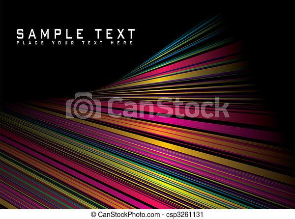 twisted rainbow shine - csp3261131