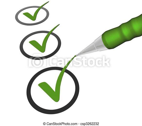 checklist - csp3262232