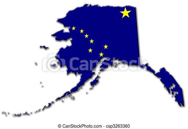 Alaska - csp3263360