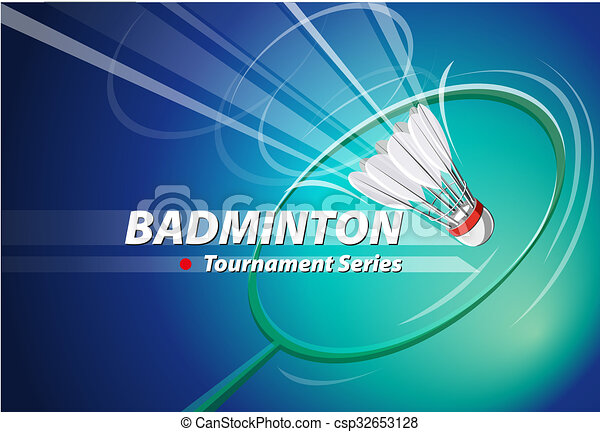 Badminton - csp32653128