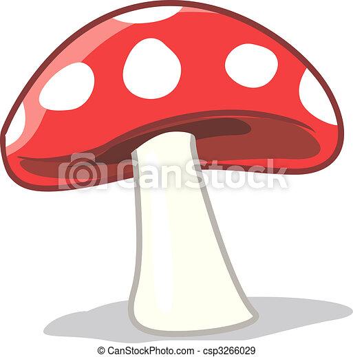 Mushrooms Stock Illustrations 20606 Clip Art Images