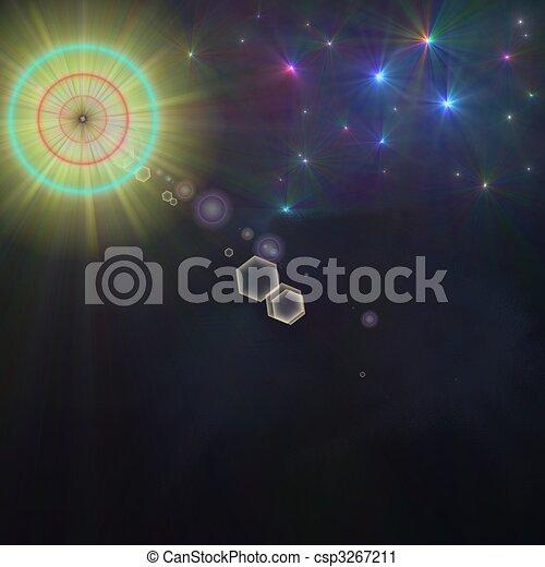 midnight AST   Alien Standard Time - csp3267211