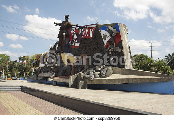 Pictures of k k k monument katipunan bonifacio mural for Bonifacio mural