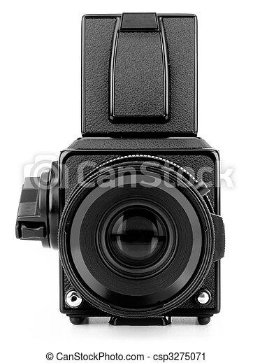 medium format camera - csp3275071