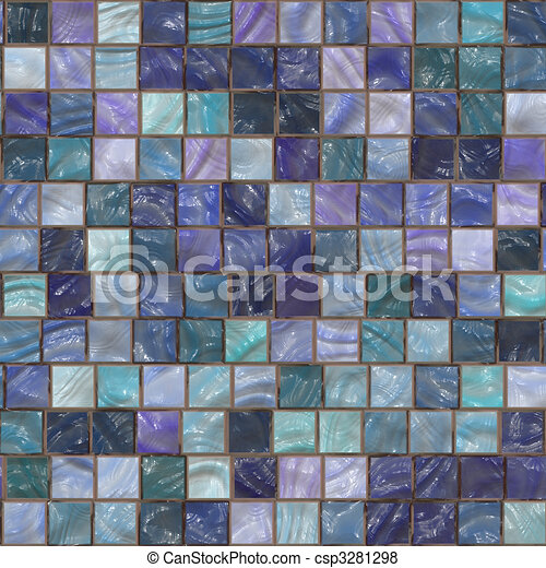 Colorful tiles pattern - csp3281298