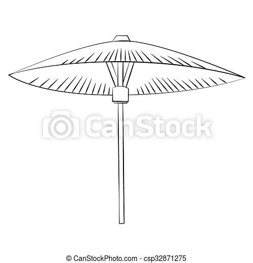 Umbrella - csp32871275