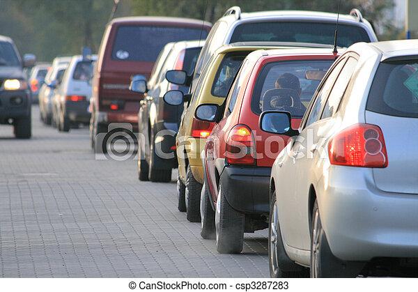 Road rush - csp3287283
