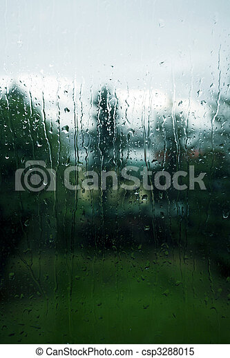 Rainy day - csp3288015
