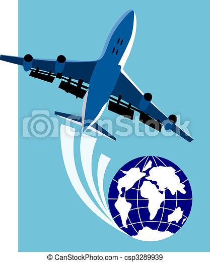 Aeroplane - csp3289939