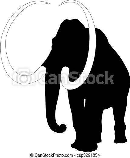 Mammoth - csp3291854