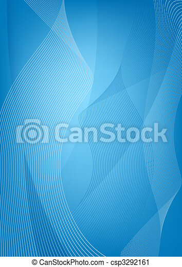 Abstract  blue background  - csp3292161