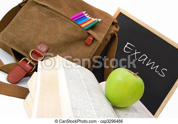 Exams - csp3296486
