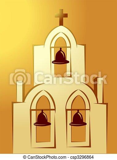 Church - csp3296864