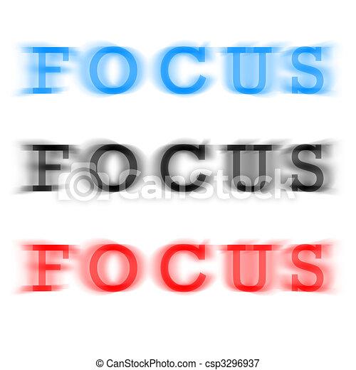 Focus - csp3296937