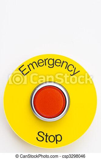 Emergency stop switch - csp3298046