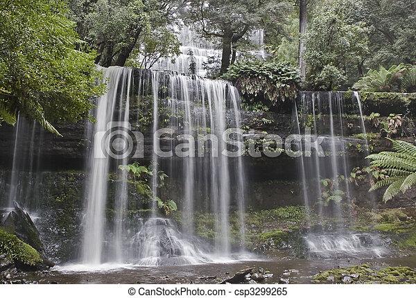 Water fall - csp3299265